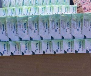 ضبط سائق بحوزته 3202 قرص مخدر بالإسكندرية
