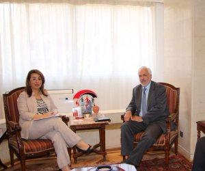 بدء فاعليات اللجنة المصرية اليونانية لمناقشة «الضمان الاجتماعي»