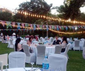 السفير البريطاني ينظم حفل إفطار ويشيد بالشباب: مصر غنية بالموهوبين