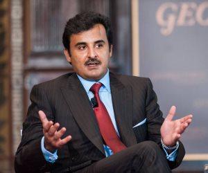 """ملفات """"آل ثاني"""" السوداء.. الخليجيون يفضحون """"تميم"""" في ذكرى انقلابه على أبيه"""