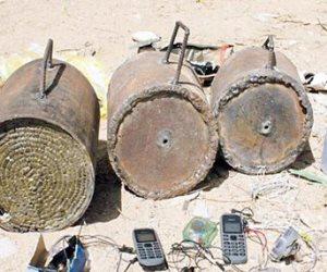 العراق: ضبط مخبأ للمتفجرات في ديالي.. ومقتل مدنيين اثنين في كركوك