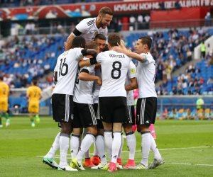 ألمانيا تواجه المكسيك لحسم تذكرة الصعود لنهائى القارات