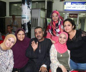 جمعية أبحاث السرطان تنظم حفل إفطار لمرضى الأورام بمستشفى أسيوط الجامعي (صور)