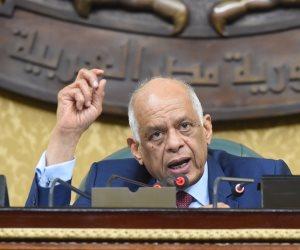 رئيس البرلمان يفض اشتباك رئاسة لجنة الصحة بين العماري ومرشد