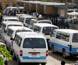 انخفاض مبيعات الحافلات المستوردة والمجمعة محليًا في أبريل
