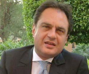 سفير مصر بفرنسا يطالب المصريين بالمشاركة بكثافة في الانتخابات الرئاسية