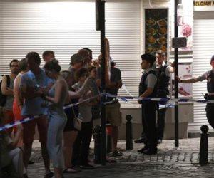 بلجيكا تفرج عن 4 بعد استجوابهم في التفجير الفاشل بمحطة القطارات