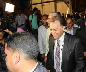وزير النقل يتفقد محطة قطارات الجيزة والخط الثاني للمترو وطريق «شبرا _ بنها» الحر