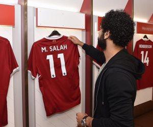 محمد صلاح يبدأ رحلة «الفرعون الفصيح» مع ليفربول الإنجليزى (تقرير)