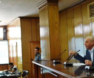 أسوان تكرم المستشار حسين عبده بعد اختياره لرئاسة هيئة قضايا الدولة
