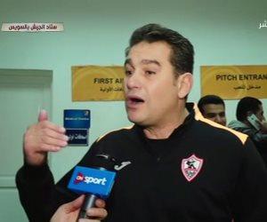 خالد جلال يقرر حضور الجهاز الفنى للزمالك قبل مران الفريق بساعتين ونصف يومياً
