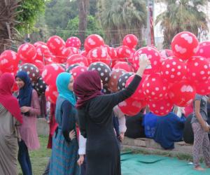 حديقة الجيزة العامة تفتح أبوابها مجانًا للمواطنين طوال أيام العيد