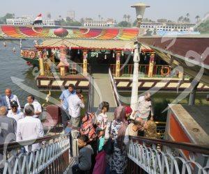 حملات أمنية لاستهداف المراكب النيلية المخالفة في احتفالات رأس السنة
