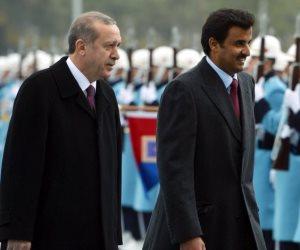 الدوحة مرتع لتركيا.. أردوغان يدير قطر من أنقرة.. وتميم خادم للرئيس التركي