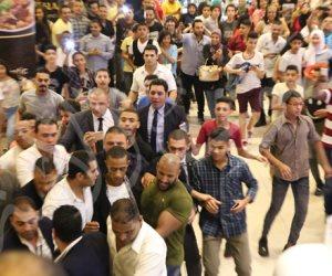 هجوم على محمد رمضان في سيتي ستارز.. والخسائر تصل إلى 250 ألف جنيه (صور)
