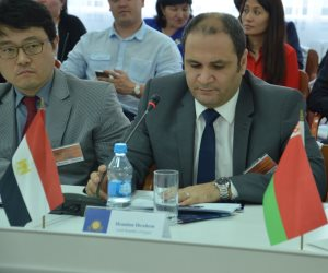 السفارة المصرية في كازاخستان تنظم احتفالا بمناسبة عيد الفطر المبارك