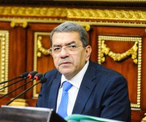 وزير المالية من تحت القبة: ننتج 660 ألف برميل بترول يوميا