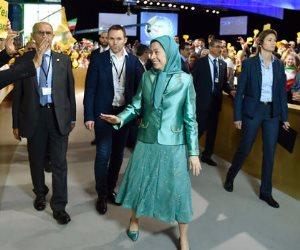 اليوم.. انطلاق مؤتمر المعارضة الإيرانية بباريس