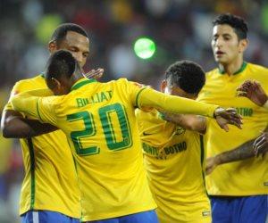 صن داونز يفوز على سان جورج 1 / 0  بدورى أبطال أفريقيا (فيديو)