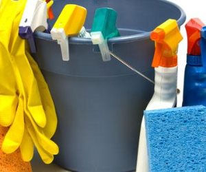 حافظي على مطبخك من نشاط البكتيريا والجراثيم بإتباع 5 نصائح (إنفوجراف)
