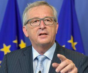 يونكر يدعو لاستحداث منصب وزير أوروبى للمالية والاقتصاد وسلطة مشتركة لسوق العمل