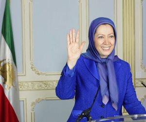 زعيمة المعارضة الإيرانية: نظام الملالي يسعى لمنع انضمام الشعب للانتفاضة