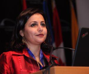 مروة الصحن.. أول إمرأة مصرية تفوز بعضوية مجلس حكام (إفلا)