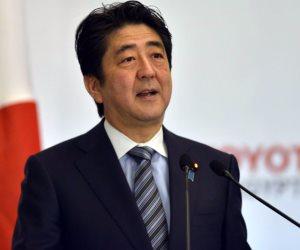 رئيس وزراء اليابان: أتوقع تقدم فى المحادثات مع «بوتين» حول «اتفاقية سلام»