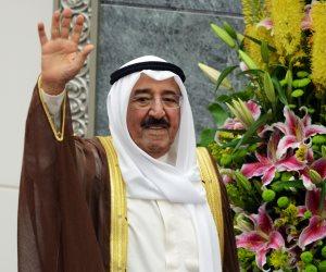أمير الكويت وترامب يبحثان غداً العلاقات الإستراتيجية وتحديات الإرهاب
