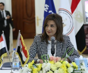 وزيرة الهجرة تتابع استعدادات انطلاق أسبوع «إحياء الجذور» بالإسكندرية
