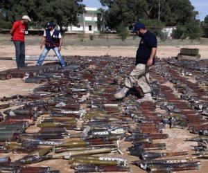 ليبيا حصان طروادة لإشعال النار بأرض الزيتون.. قطر حاولت من خلالها تمرير أسلحة بـ22 مليار دولار