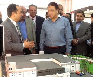 وزير الصحة : حصتنا من مصنع اكديما انترناشونال للهرمونات ٦٠%