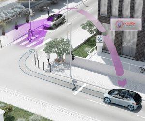 فولكس فاجن تقدم نظام متطور للاتصالات في 2019