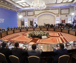 وصول جميع الوفود السورية المشاركة فى مفاوضات أستانا