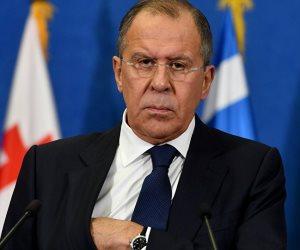 سيرجى لافروف يدعو وزير الخارجية العراقى للمشاركة فى مؤتمر سوتشى للحوار السوري