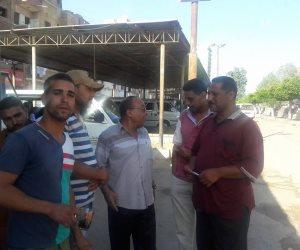 انفجار ماسورة مياه شرب في كفر الشيخ وتحذيرات من مخالفة التعريفة الجديدة