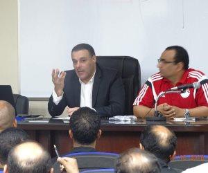 لجنة الحكام تضع الترتيبات النهائية للقمة 116 في اجتماعها الأربعاء