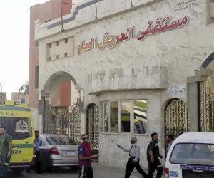وصول الدفعة 15 من أطباء بروتوكول الجامعات المصرية إلى مستشفى العريش