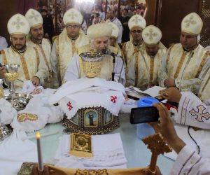 الكنيسة تعلن عن سيامة 9 كهنة جدد بإيبارشية مغاغة والعدوة (صور)