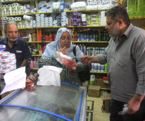 وزارة التموين: فتح باب التحويل للبطاقات التموينية لإثبات محل السكن الجديد للمواطن المغترب