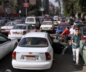 «العاصمة تختنق».. شلل مروري بسبب مشروع مترو الأنفاق وبداية العام الدراسي