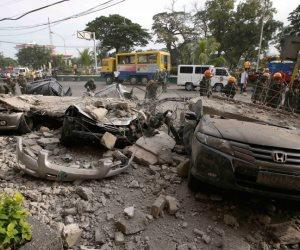 زلزال بقوة 6 درجات يضرب الفلبين