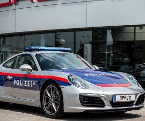 بورش تقدم 911 كاريرا للشرطة النمساوية