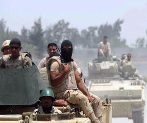 مواطنون: تحيا مصر وناس مصر وجيش مصر