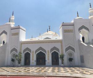 «الداخلية» تطلق اسم «الشهداء» على مسجد الشرطة بالقاهرة الجديدة (صور)