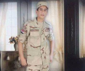 « نفسي أموت شهيد».. آخر كلمات المجند «أحمد علي» قبل استشهاده