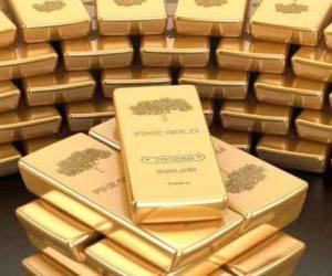 بعد الإبقاء على سعر الفائدة.. الذهب العالمى يواصل مكاسبه