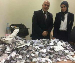 احباط تهريب كمية من الأدوية البشرية من مطار القاهرة