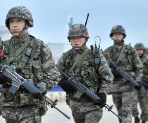 إصابة جندي كوري شمالي أثناء الفرار للجنوب