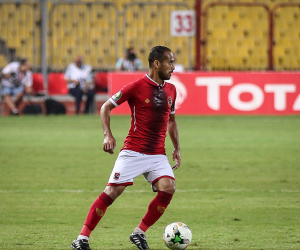 وليد سليمان يضيف الهدف الثالث للأهلي أمام مونانا فى الدقيقة 83 (فيديو)
